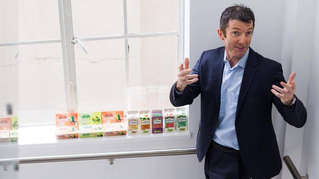 John Stapleton Builds Food Brands The Right Way