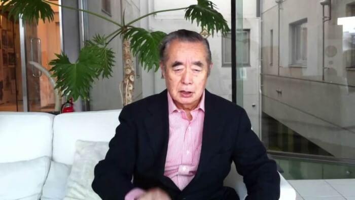 Dr Yoshiro Nakamatsu