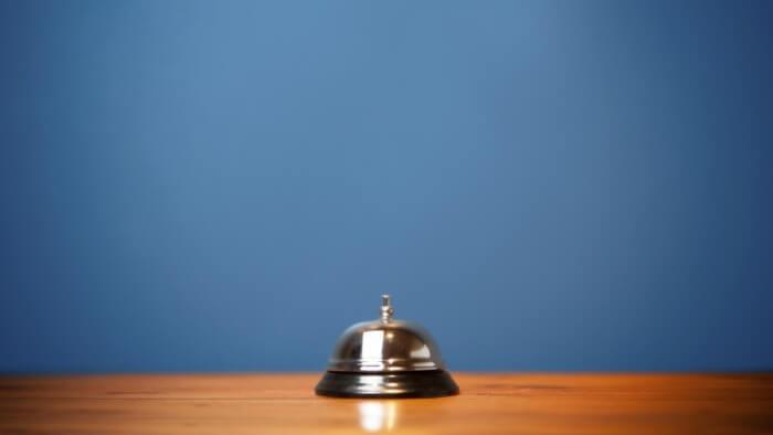 customer bell