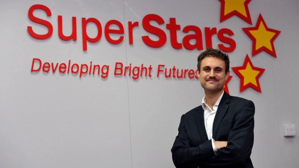 From Sofa Surfing To 240 Staff: How SuperStars Became Super-Successful
