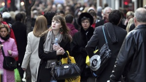Shop Prices Fall Amid Wet Weather And Lacklustre Spending