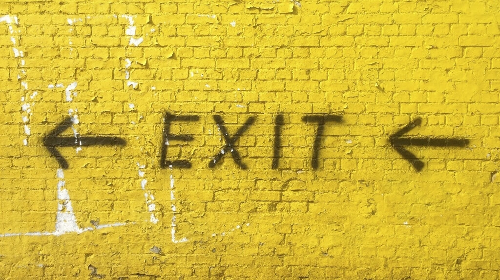 How To Make Good Your (Business) Exit