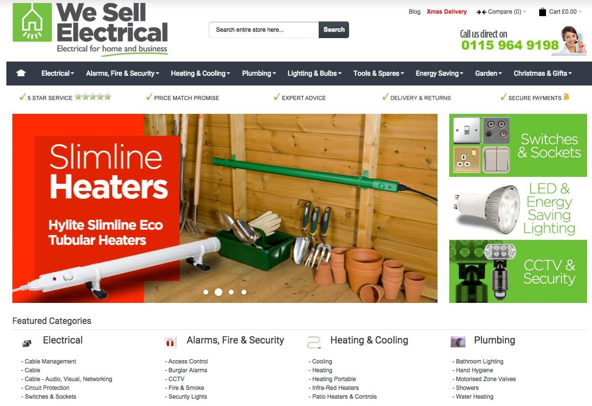 We Sell Electrical