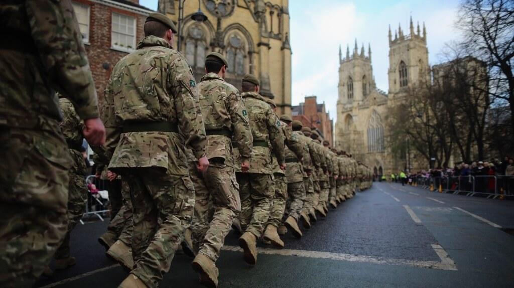 The Yorkshire Regiment