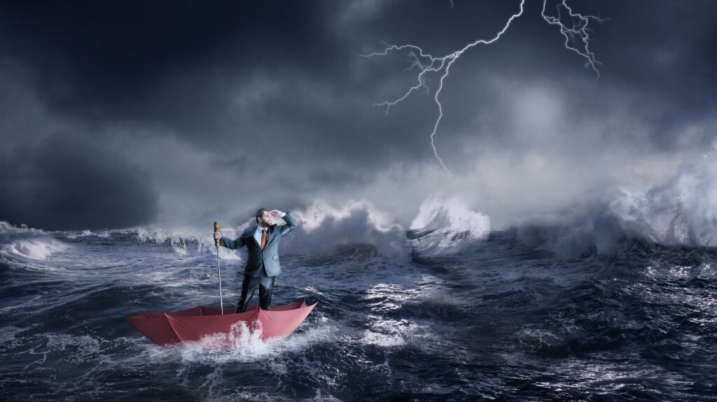 How To Navigate The High Seas Of A Social Media Storm