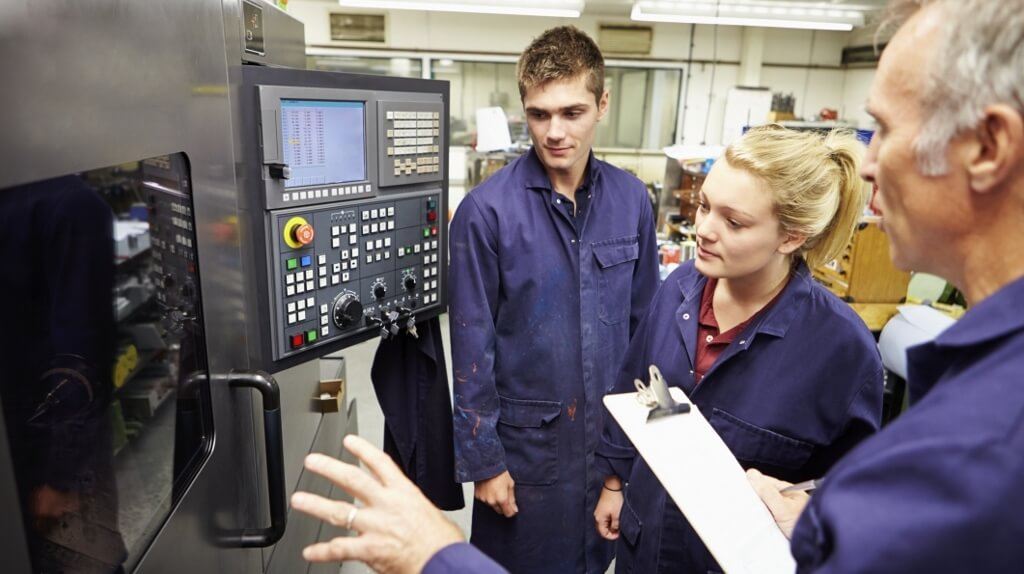 Are Apprenticeships The Way Forward?