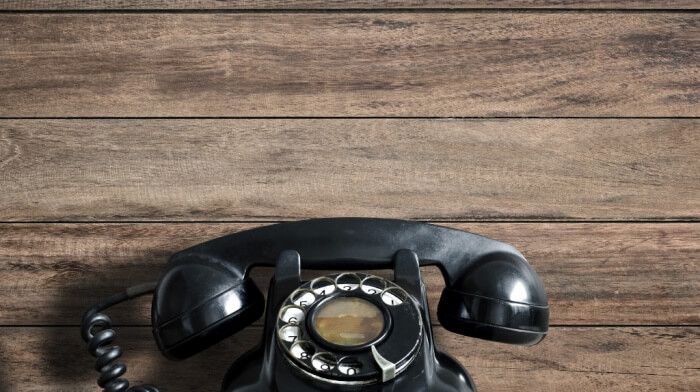 Don't Catfish Your Customers, Pick Up The Phone Instead