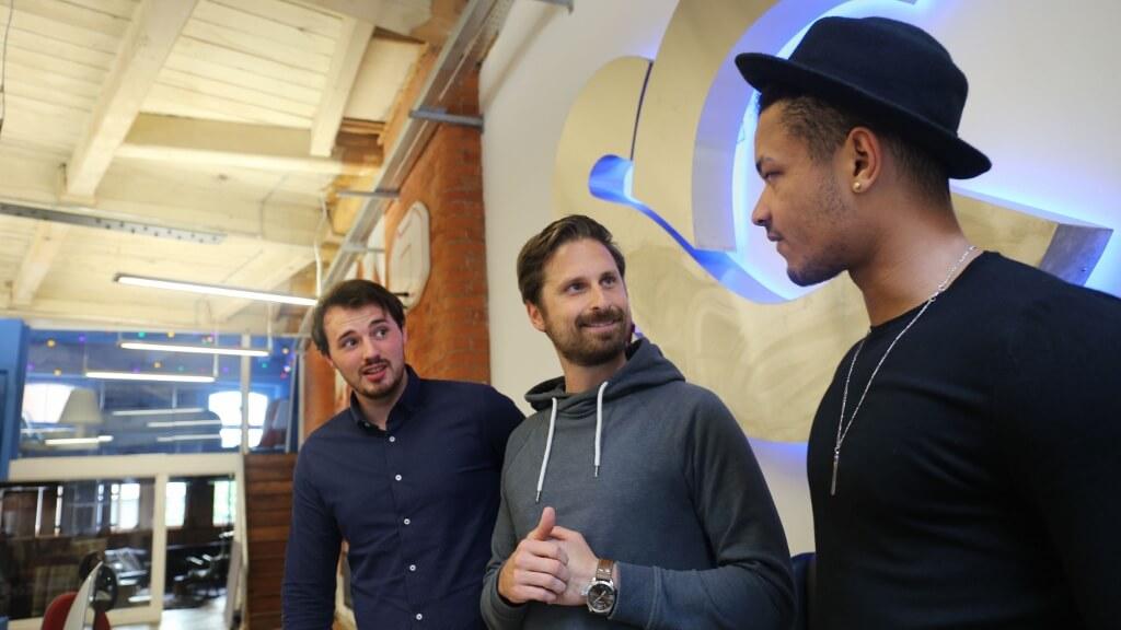 Dom, Matthias, Steve