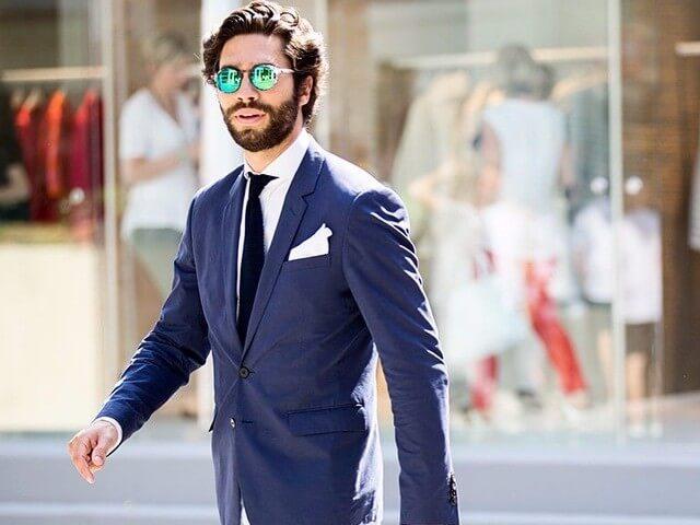 suit galsses