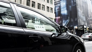 Uber Refused New London Operating Licence