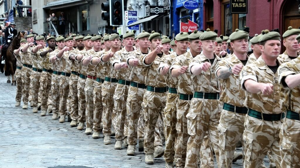 Are Veterans The Answer To The UK Skills Gap?