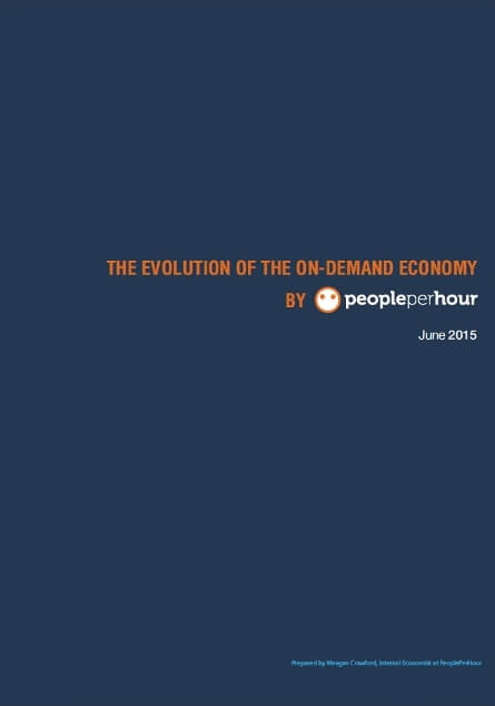 The Evolution Of The On-Demand Economy