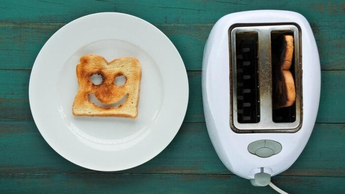 IoT toaster