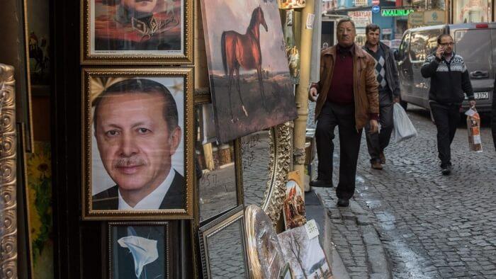 President Erdogan's increasing power base could test EU leaders