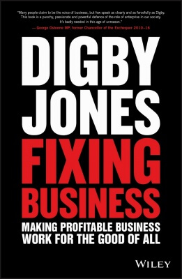 Fixing Business cover