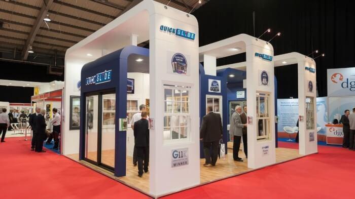 quickslide exhibition