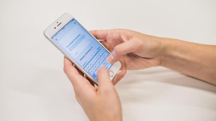 Lingvist app in action