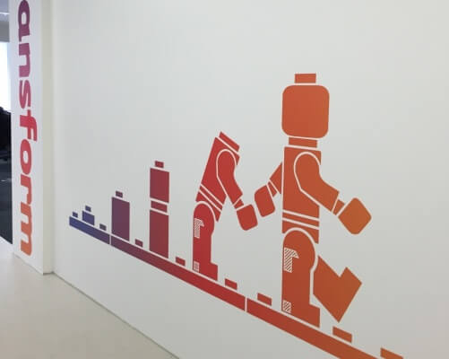 Transform wall art