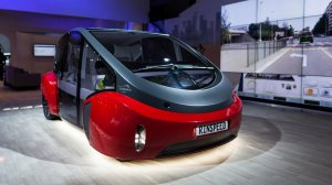 Autonomous Cars And The 'Passenger Economy'