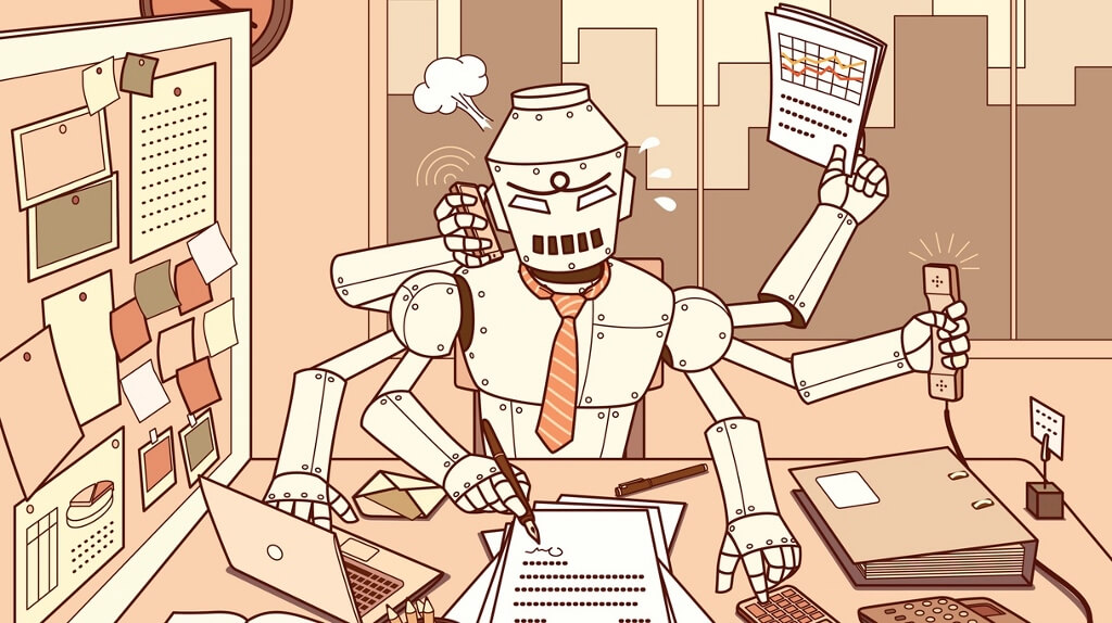 What Makes A 'Good' Robot Colleague?