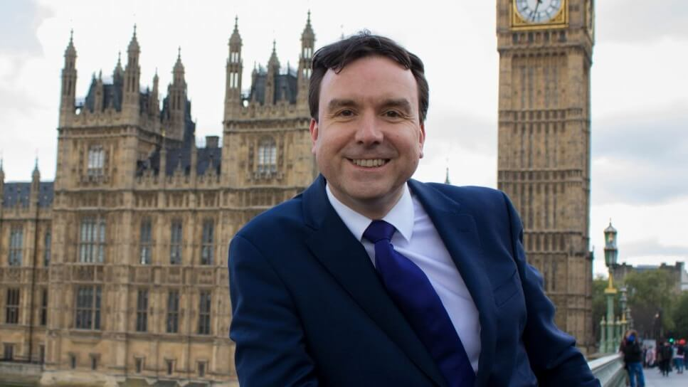 A Letter To Andrew Griffiths, Minister For Small Business