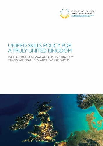 Unified Skills Policy For A Truly United Kingdom