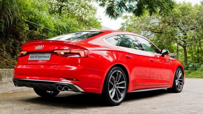 Audi S5 Sportback All-New 2017 Test Drive Day