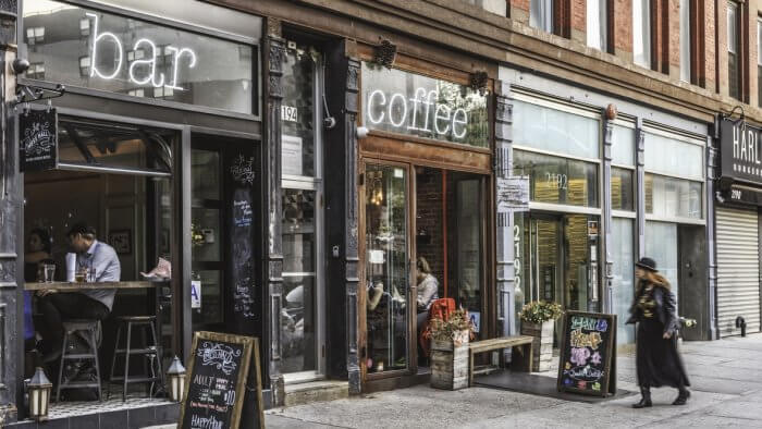 The Rise Of The Coffee Shop: What Urban Change Means For Start-Ups