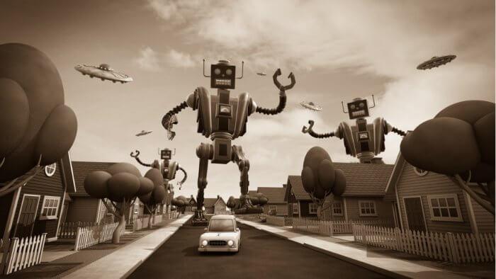 robot apocolypse