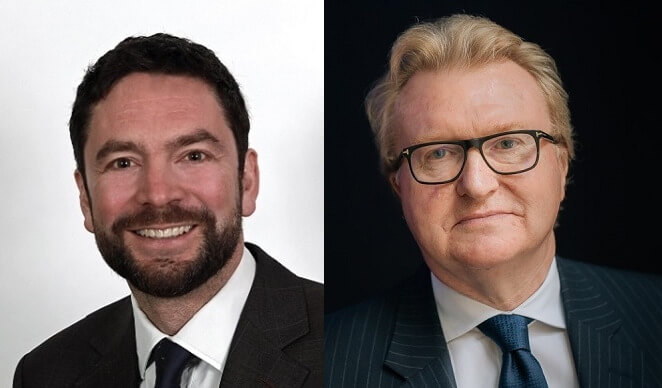 Quentin Hunt and Dean Armstrong QC