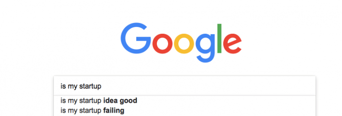 failing google