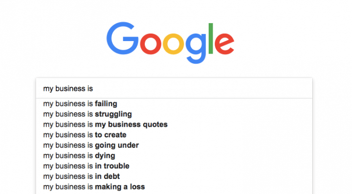 google business struggling