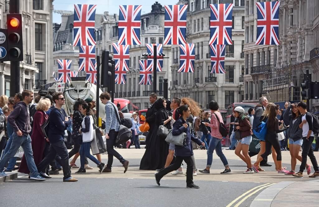 UK Economy Slumped In February Before Pandemic Impact