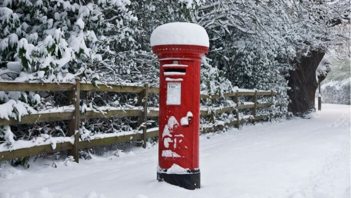 Royal Mail Launches £1,000 Small Business Christmas Competition
