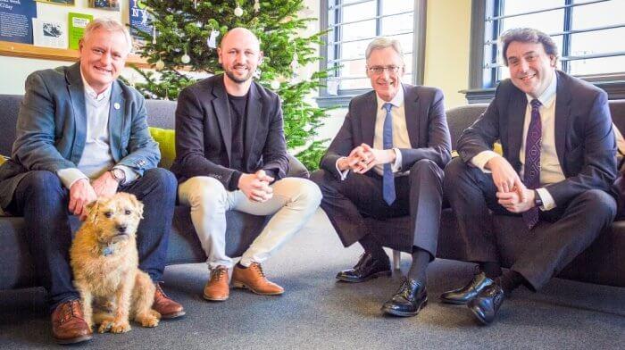 Leeds Vet-Tech Start-Up Paws £1m Investment