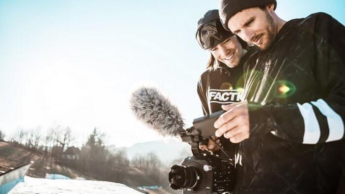 skiing films