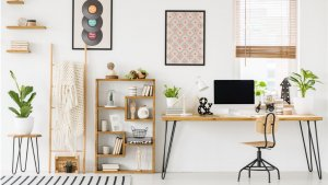 Make Your Home Office Professional Yet Comfortable