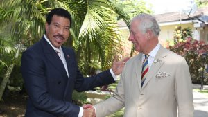 Lionel Richie Named Global Ambassador For Prince's Trust