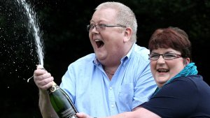 UK's Biggest Lottery Prize Winners 'To Divorce'