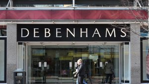 Debenhams Store Closures Put 1,200 Jobs Under Threat