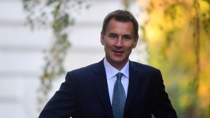 Hunt Warns Of Danger To May If Voting In EU Elections Goes Ahead