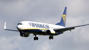 Ryanair Says Profits Down More Than A Quarter