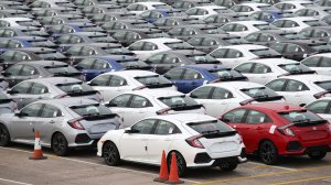 New Car Registrations Down 4.1% In April