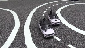 Driverless Cars Work Together To Keep Traffic Moving - Research