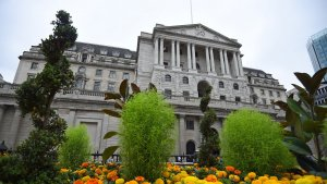 Bank Of England Expects Economic Downturn To Be Less Severe Than Feared