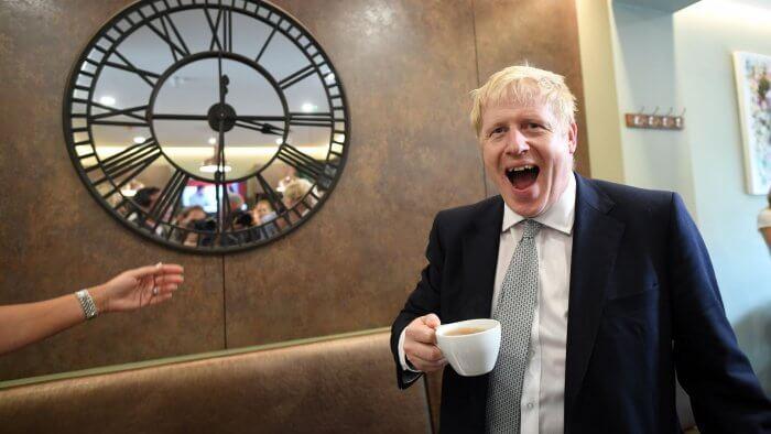 Boris Johnson Slapped Down Over No-Deal Brexit Tariff Claim