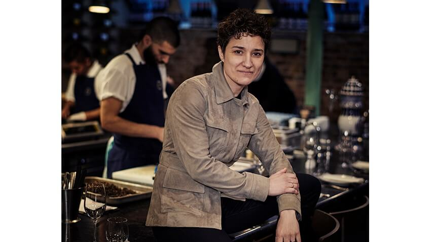 Nieves Barragan: Life As A Michelin Star Chef