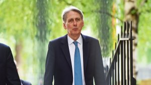 Philip Hammond 'Could Resign' Over Theresa May's Legacy Spending