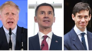 State Of The Race For Tory leadership