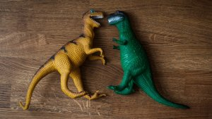Is Your Boss A Corporate Dinosaur? Nine Responses Which Kill Creativity